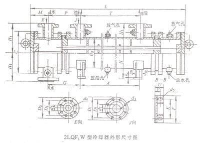 2LQF1W型冷却器