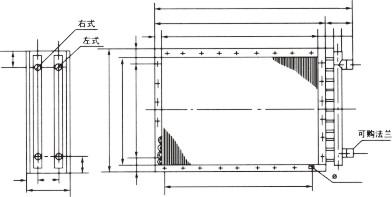 TLS型散热器产品示意图