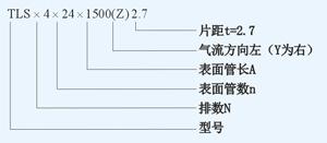 TLS型编号方法